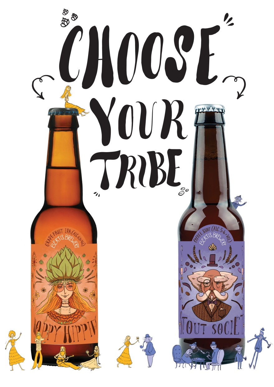 choose your tribe poster